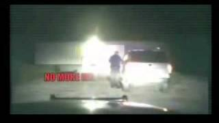 cop loses it when denied to search without a warrant wmv