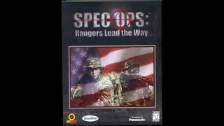 Spec Ops Rangers Lead The Way OST - Menu Theme
