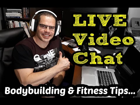 LIVE Q and A with Lee Hayward - how to lose fat and build muscle!