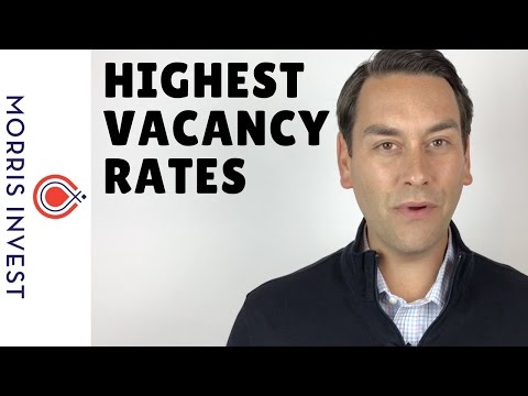The 5 Cities With The Highest Vacancy Rates