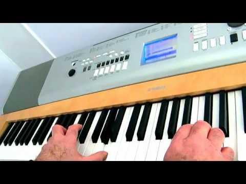 Piano Power Chords Youtube