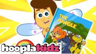 HooplaKidz | I Love Books Song + More Nursery Rhymes & Kids Songs