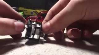Урок по тюнингу #3 как снять мотор и колеса с оси
