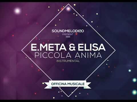Instrumental Ermal Meta feat. Elisa - Piccola anima
