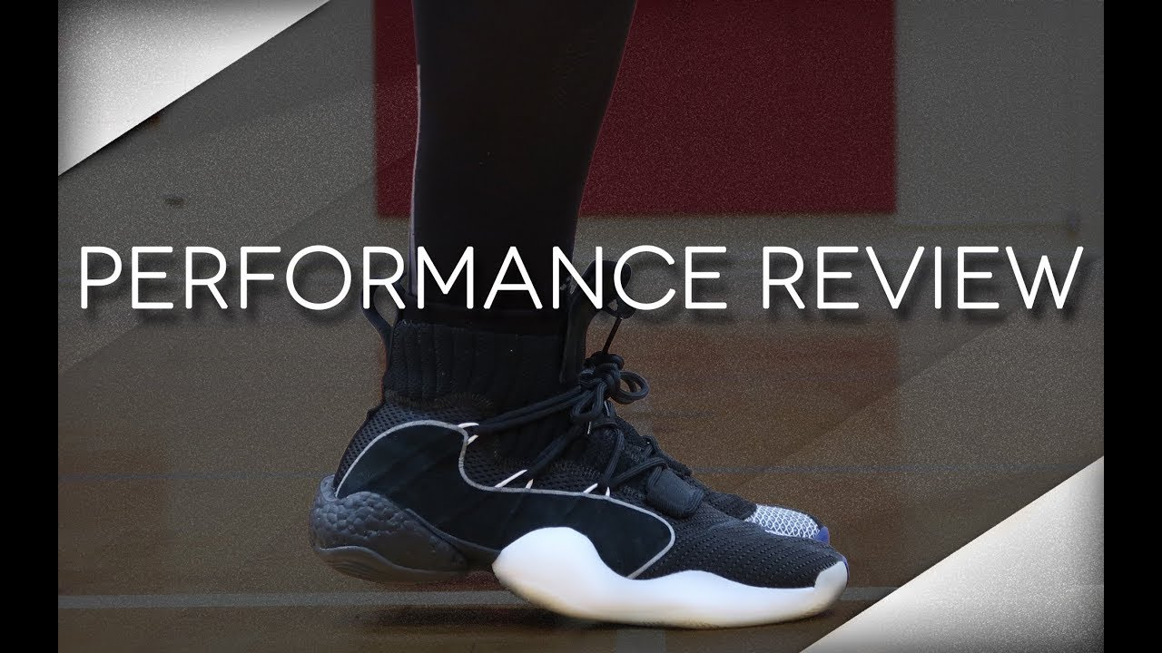 Adidas Crazy BYW x Performance Review YouTube