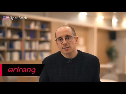 [Arirang TV] Messages Of Hope From Expats In South Korea To The World.