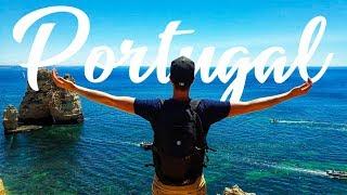 AMAZING PORTUGAL TRAVEL - GoPro HERO 6 - ALGARVE ROADTRIP