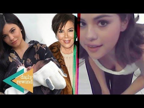 Kris Jenner Reveals Kylie Jenner's REAL Baby Daddy, Selena Gomez Gets REVENGE OnJustin Bieber | DR