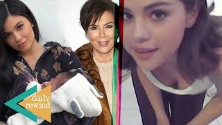 During a call in session with radio hosts kyle and jackie o, .the host directly asked kris jenner about the father of kylie jenner's baby stormi webster...