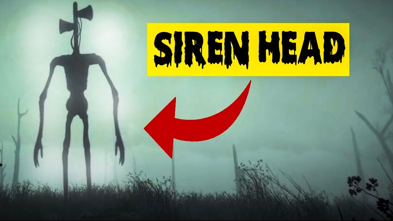 Siren Head Sightings In Real Life Caught On Camera The Story