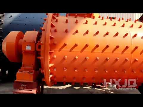 The General Grinding (milling) rate of Steel Ball Mill in the range of 300-500 ton/hr