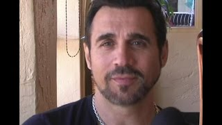 Adrian Paul Discusses The Sword Experience