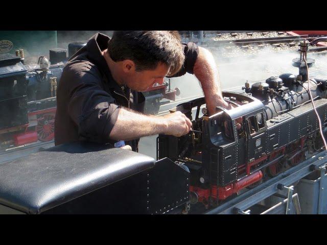 Echter Dampf mit kleiner Kohle - Die Modell-Dampfer von Kürnbach