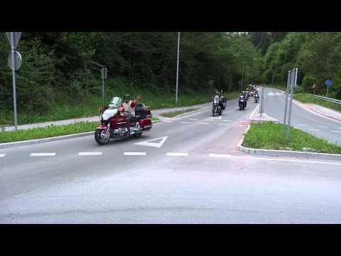 "Vulcan Riders Slovenia by MK Angeli Ceste city "" Velenje "" 12.05.2012"
