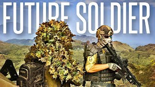 MEETING THE FUTURE SOLDIER - Ghost Recon Wildlands/Future Soldier Crossover