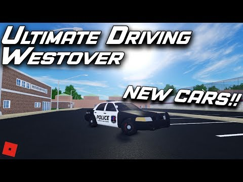 NEW UD UPDATE!! || ROBLOX - Ultimate Driving Westover