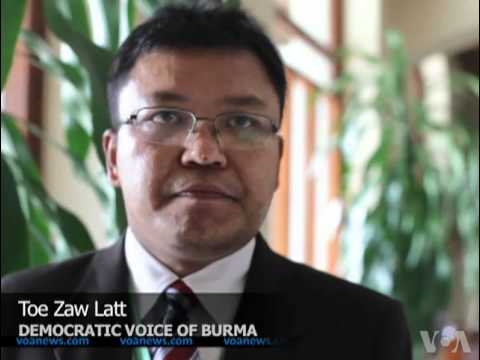 Burma Pledges to Loosen Notorious Censorship Laws