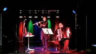 Duo Tanguango spielt Stéphanie Valentin: Valse d