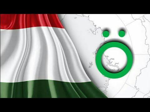 Hungarian Alphabet  - ABC -