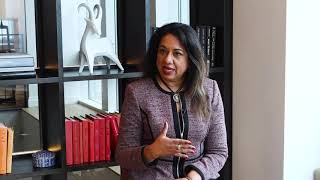 Female executive Anu Aiyengar discusses the importance of critical feedback for women.