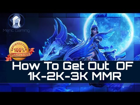 How To Get Out Of 1k 2k 3k MMR [ Herald , Archon , Legend ] !!