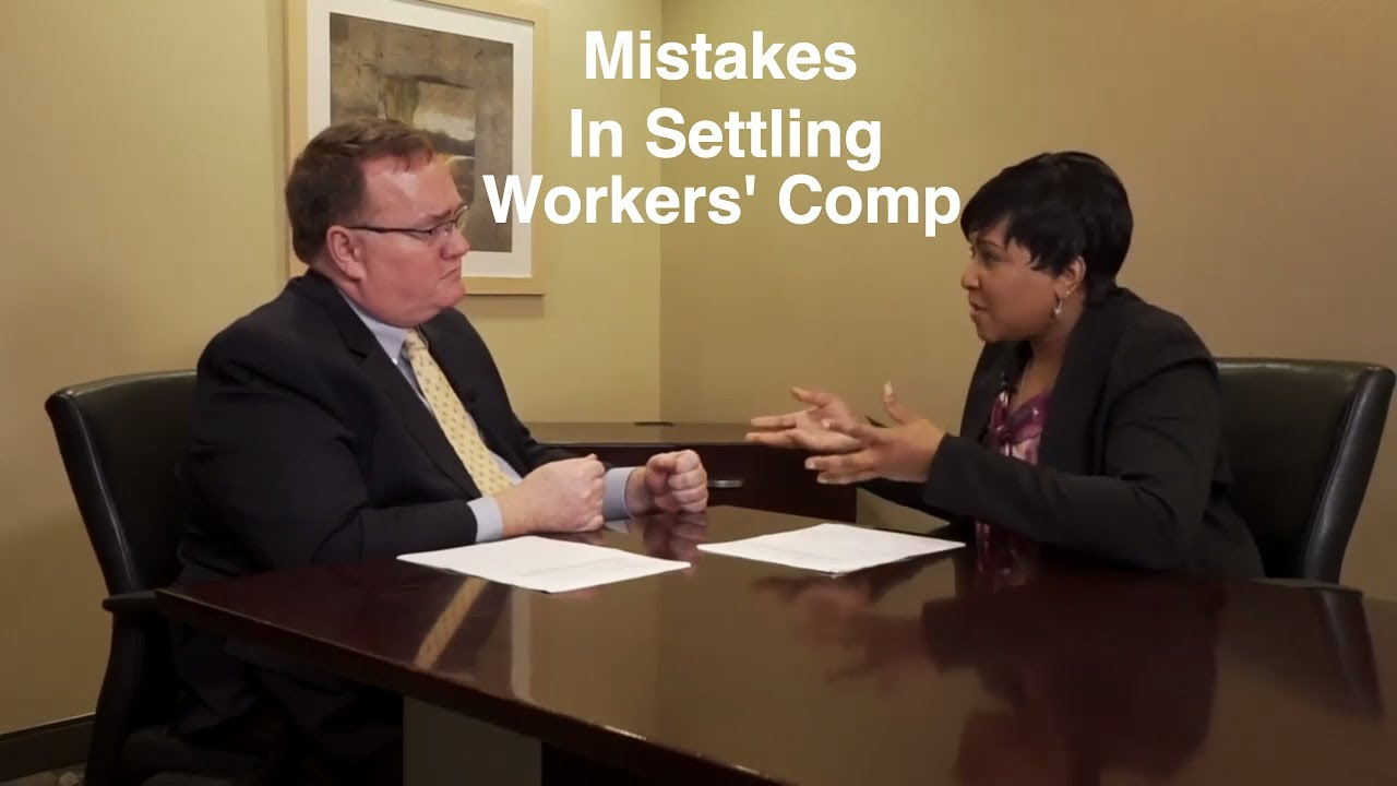 Mistakes in Trying to Settle Your Illinois Workers' Compensation Case:  Personal Injury Attorne