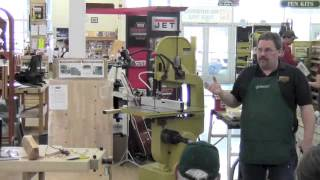 Bandsaw Tune Up Part 1