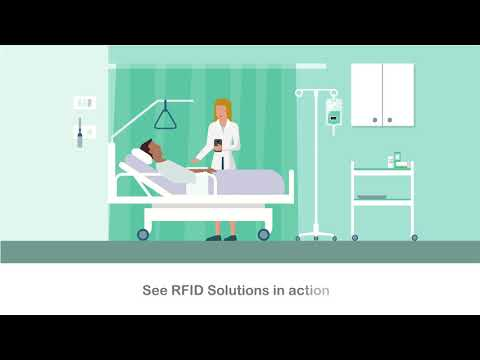 End-to-end RFID Tracking Solution For Hospitals