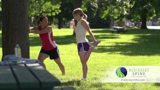"MidJersey Orthopaedics ""Live Life Better"" - Back Pain (TV Commercial)"