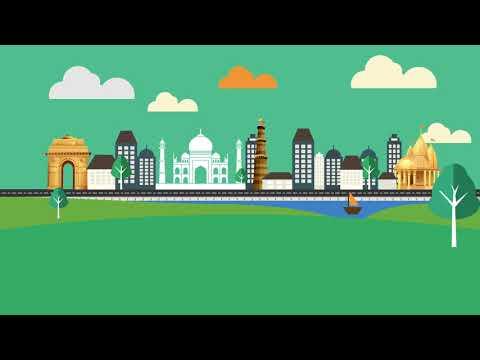 Happy Independence Day | India | Animation | Jana Gana Mana | National Anthem