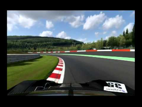 GT5 V2.0 DLC Spa Francorchamps Circuit (Weather Effects)/Belgium Gran Turismo 5 NSX Stealth