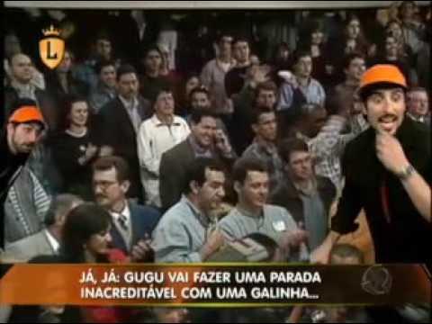 Marcos Mion analisa participação de Gugu no programa do Ratinho em 1998  #arquivolegendários