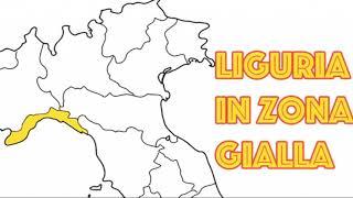 Liguria, torna in fascia gialla, ma ...