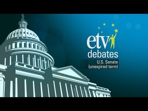 US Senate Debate (unexpired)
