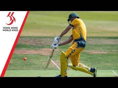 Pakistan vs Australia - Cup Semi-Final | Hong Kong World Sixes 2017