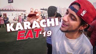 Bros at KARACHI EAT 2019
