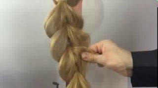 Необычная коса от Руслана Татьянина