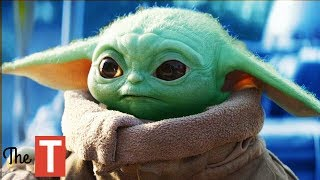 The Cutest Baby Yoda Scenes That Make Us Melt Inside