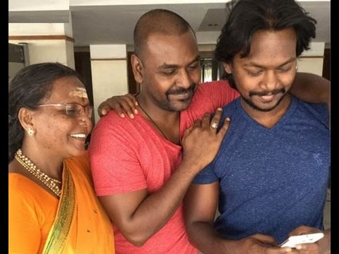 Actor Raghava Lawrence To Gift Mom Her Statue Hot Tamil Cinema