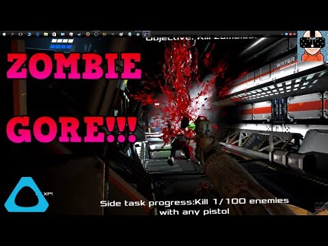 ZOMBIE GORE!!! | DEAD EFFECT 2 | VR | HTC VIVE