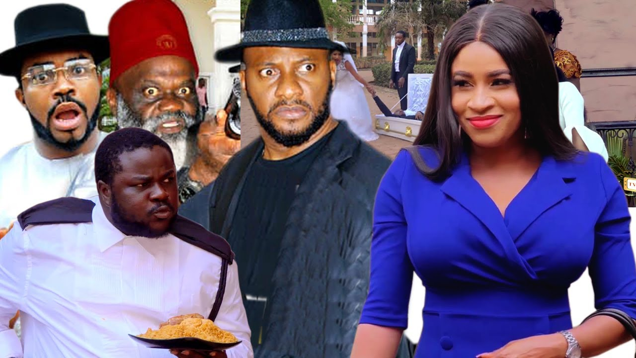 Download Yul Edochie - ANOTHER CHANCE (PREQUEL + SEQUEL) COMPLETE MOVIE - 2021 Latest Nigerian Movies
