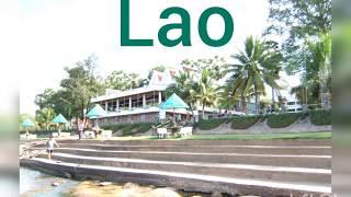 หมอธงตะลุยโลด # Lao trip
