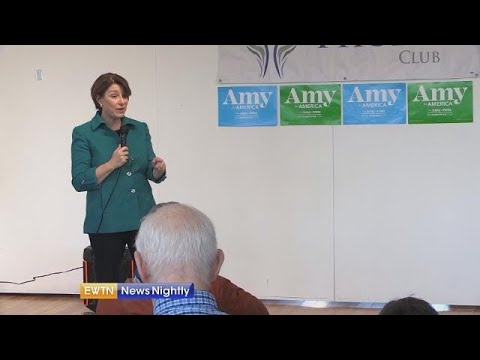 Democrats campaign on divisive issues ahead of 2020 Presidential election - ENN 2019-03-18