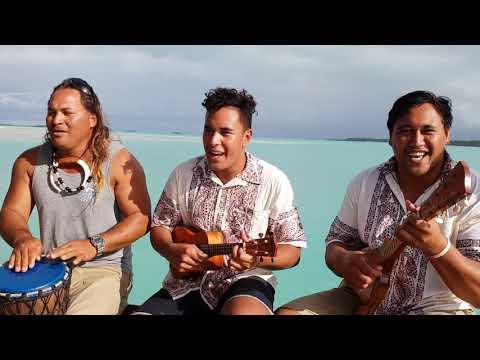 Kia Orana Koe Araura - The Vaka Crew - Aitutaki