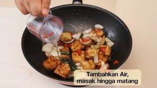 Dapur Umami Tahu Teriyaki Youtube