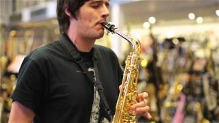 Selmer Series II Alto Saxophone