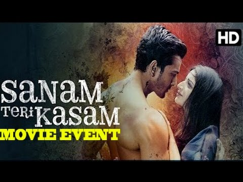sanam-teri-kasam-2016-promotion-events-full-video-|-harshvardhan-rane-|-mawra-hocane