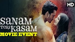 Sanam Teri Kasam 2016 Promotion Events Full Video | Harshvardhan Rane | Mawra Hocane