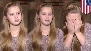 девочка в Техасе чихает по 12 тыс раз в день