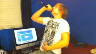 As I Lay Dying- The Blinding Of False Light vocal cover